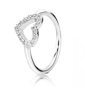 pandora anello natale ottobre